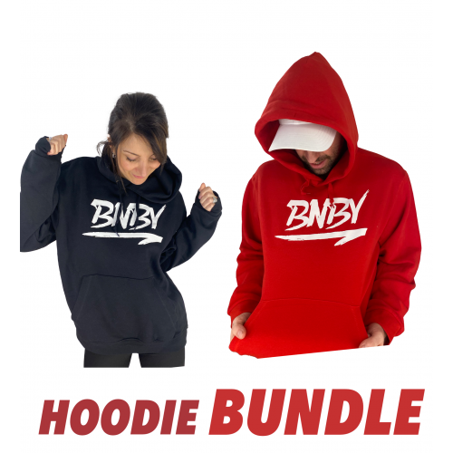 BUNDLE: 2x BNBY HOODY...
