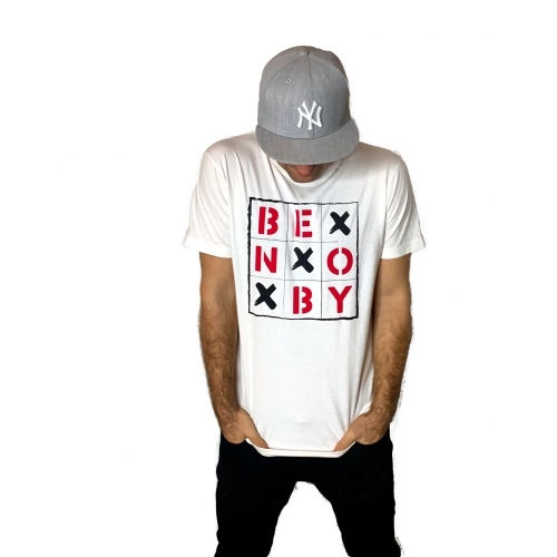 BENOBY XOXO Shirt - weiß