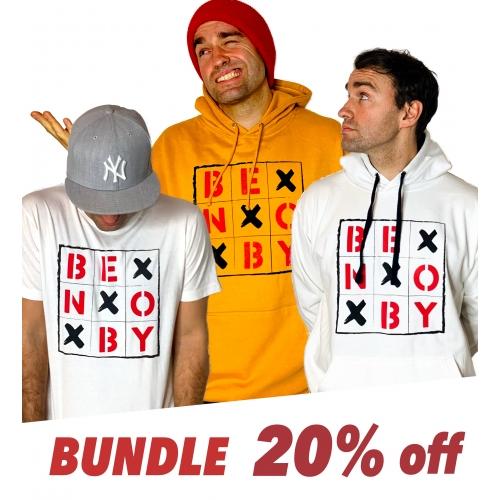 BENOBY BUNDLE 2x Hoodie 1x...